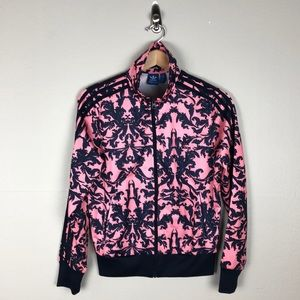 Adidas Originals Pink Track Jacket